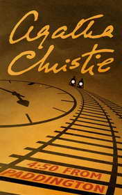 4:50 from Paddington by Agatha Christie book cover