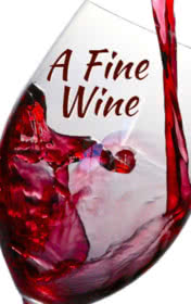 A Fine Wine by Brennan Frank book cover