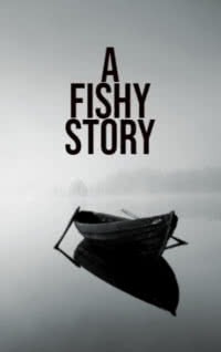 A Fishy Story by Clare West book cover