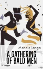 A Gathering of Bald Men by Mandla Langa book cover