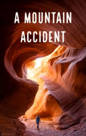 A Mountain Accident by Clare Gray book cover
