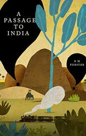 A Passage to India by E. M. Foster book cover