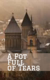 A Pot Full of Tears by Lauri Kubuitsile book cover