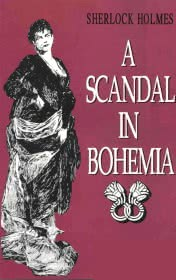 A Scandal in Bohemia by Conan Doyle
