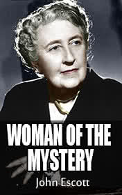 Agatha Christie, Woman of Mystery book cover