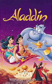 Aladdin by Ruth Hobart