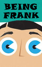 Being Frank by Ian Rankin book cover