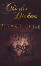 Bleak House by Charles Dickens book cover