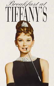 Breakfast at Tiffany's by Truman Capote book cover