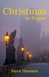 Christmas in Prague by Joyce Hannam book cover