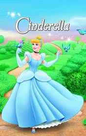 Cinderella by Ruth Hobart book cover