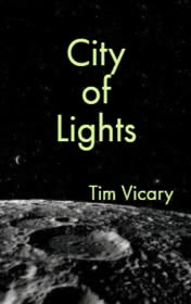 City of Lights by Tim Vicary book cover
