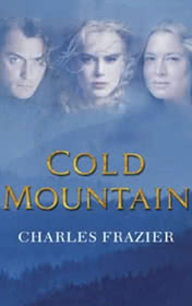 Cold Mountain by Frazier Charles book cover