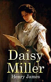 Daisy Miller by James Henry book cover