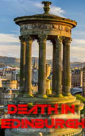 Death in Edinburgh by R. E. Syme book cover