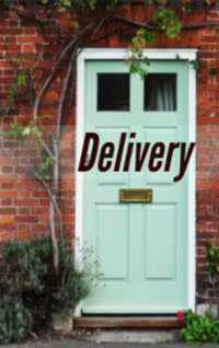 Delivery by Lorcan Byrne book cover