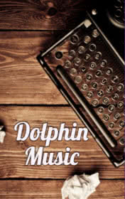 Dolphin Music by Antoinette Moses book cover
