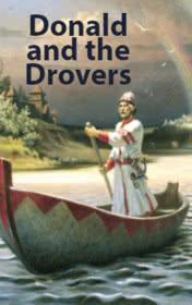 Donald and the Drovers by Jennifer Bassett book cover