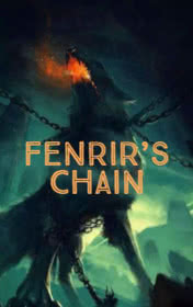 Fenrir's Chain by Chris Rose book cover
