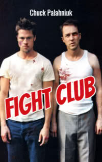 Fight Club by Chuck Palahniuk book cover