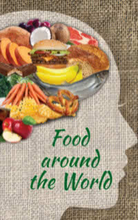 Food around the World by Robert Quinn book cover