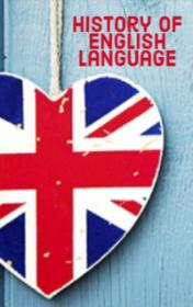 History of English Language by Brigit Viney book cover