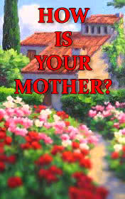 How is Your Mother by Simon Brett book cover