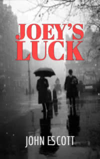 Joey's Luck by John Escott book cover