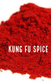 Kung Fu Spice by Brennan Frank book cover