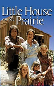 Little House on the Prairie by Laura Ingalls Wilder book cover