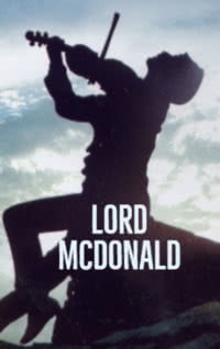 Lord Mcdonald by Eamonn Sweeney book cover