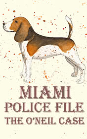 Miami Police File the O'nell Case by Clemen D. B. Gina book cover