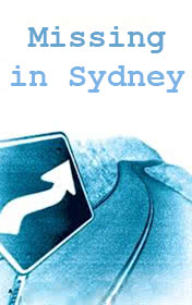 Missing in Sydney by Andrea M. Hutchinson book cover