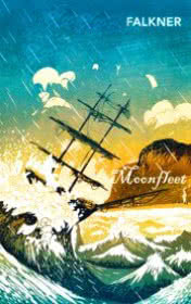 Moonfleet by John Meade Falkner book cover