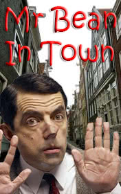 Mr Bean in Town by Richard Curtis