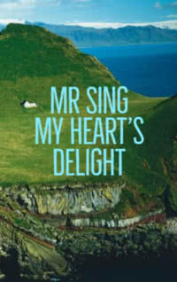 Mr Sing My Heart's Delight by Brian Friel book cover
