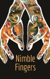 Nimble Fingers by Anuradha Muralidharam book cover