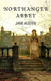 Northanger Abbey by Jane Austen book cover