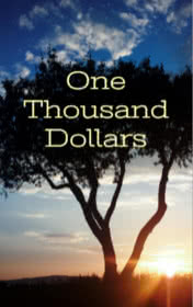 One Thousand Dollars by O. Henry book cover