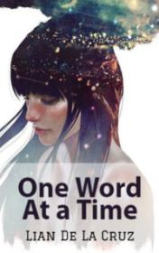 One Word At a Time by Lian De La Cruz book cover