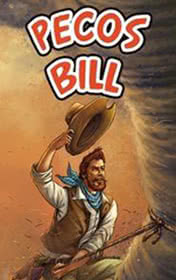 Pecos Bill by George Gibson book cover