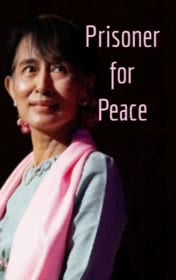 Prisoner for Peace by Clare Gray book cover