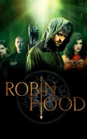 Robin Hood by Sally M. Stockton book cover