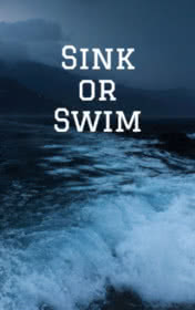 Sink or Swim by Andy Cowle book cover