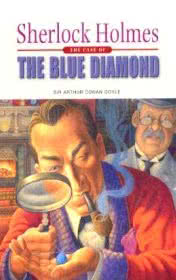 The Adventure of the Blue Carbuncle by Conan Doyle book cover