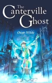 The Canterville Ghost by Oscar Wilde book cover