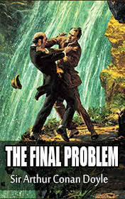 The Final Problem by Conan Doyle book cover