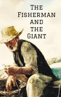 The Fisherman and the Giant by Jane Rollason book cover