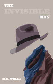 The Invisible Man by H. G. Wells book cover
