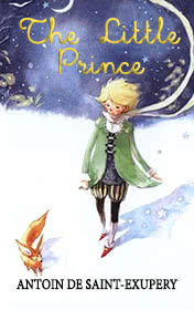 The Little Prince by Saint Exupery Antoine book cover